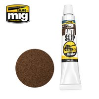 A.MIG-2035-Anti-Slip-Paste-Brown-Color-For-1/35-(20mL)