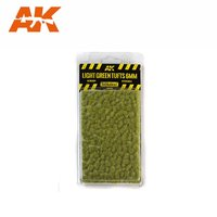 AK-8118-Light-Green-Tufts-(6mm)
