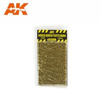 AK-8119-Mixed-Green-Tufts-(6mm)