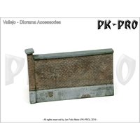 Old-french-crooked-brick-Village-Wall-(15x10cm)