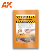 AK-8093-Carving-Foam-8mm-A5-(228x152mm)