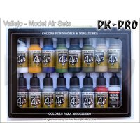 Model-Air-Set-Building/Construction-Set-(16x17mL)