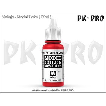 Model-Color-028-Verkehrsrot-(Vermillion-Red)-(909)-(17mL)
