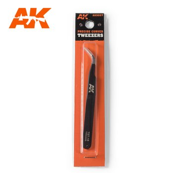 AK-9007-Precise-Curved-Tweezers