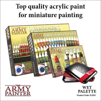 The Army Painter - Wet Palette