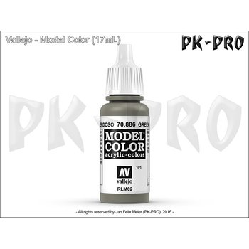 Model-Color-101-Grüngrau-(Green-Grey)-(886)-(17mL)