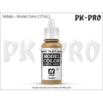 Model-Color-125-Ockergelb-Dunkel-(Desert-Yellow)-(977)-(17mL)
