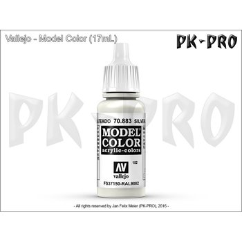 Model-Color-152-Hellgrau-(Silvergrey)-(883)-(17mL)