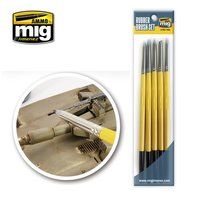 A.MIG-7606-Rubber-Brush-Set