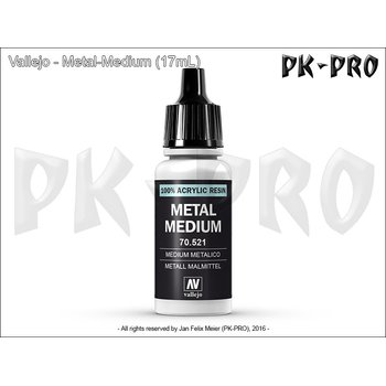 Model-Color-191-Metallisches-Malmittel-(Metal-Medium)-(521)-(17mL)