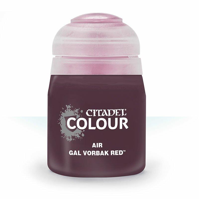 Gal Vorbak Red Citadel Air