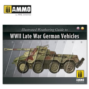 Illustrated-Weathering-Guide-To-WWII-Late-War-German-Vehicles-(Multilingual-Book)