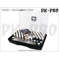 Model-Color-Hobbyset-(72-Farben,-3-Pinsel)