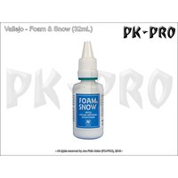 Vallejo-Water Effects-Foam&Snow-(32mL)