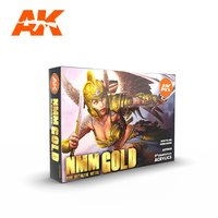 AK-11606-NMM-(Non-Metallic-Metal)-Gold-Set-(3rd-Generatio...