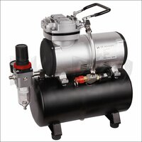 Airbrush mini compressor with air tank Fengda AS-186...