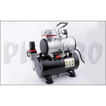 Airbrush mini compressor with air reservoir Fengda AS-189 (FD-189)