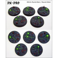 40mm-Round-Alien-Set