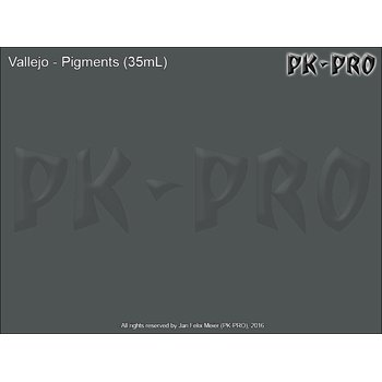 Vallejo-Pigment-Dark-Slate-Grey-(30mL)