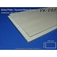 PK-Balsa-Board-1.0/100x25mm