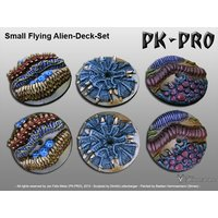 Small Flying Alien-Deck-Set