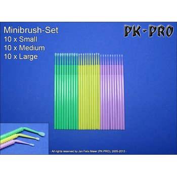 TS-Minibrush-Set