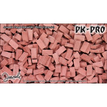 JUW-2000-Bricks- Darkred (1:48)