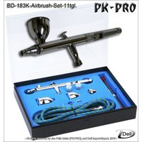 BD183K-Airbrush-Set-11pcs.