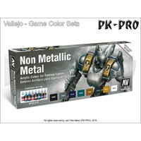 Game-Color-Set-Non-Metallic-Metal-Set-(8x17mL)