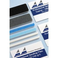 1/8 Professional Sanding File - Coarse (100)