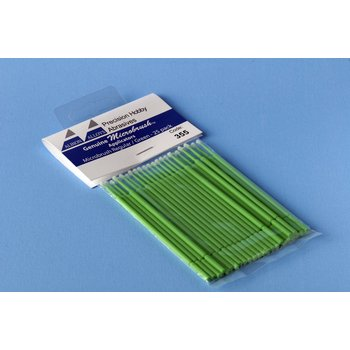 Microbrush - Green / Regular - 25 Pack