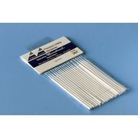 Microbrush - White / Superfine - 25 Pack