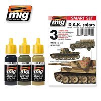 A.MIG-7102-Africa-Korps-Smart-Acrylic-Set-(3x17mL)