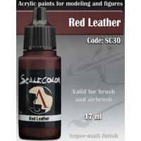 Scale75-SC-30-Red-Leather-(17mL)