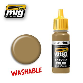 A.MIG-105-Washable-Dust-(RAL 8000)-(17mL)