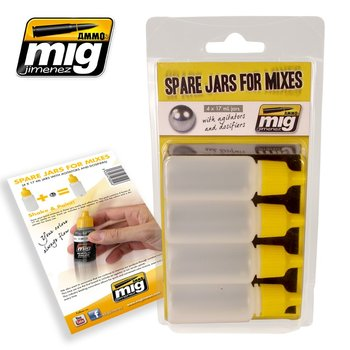 A.MIG-8004-Spare-Jars-For-Mixes-(4x17mL-Jars-With-Agitator-And-Dosifier)