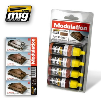 A.MIG-7002-Red-Primer-Modulation-Set-(4x17mL)