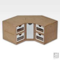 HZ-Corner-Drawers-Module