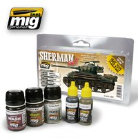 A.MIG-7427-Fury-Sherman-Set-(3x35mL+2x17mL)