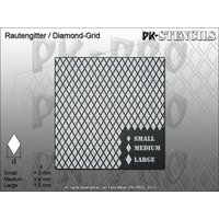 PKS-Diamond-Grid-Small-3mm
