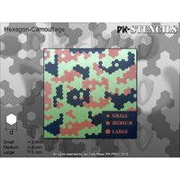 PKS-Hexagon-Camouflage-Groß-5mm