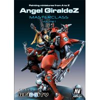 Painting-Miniatures from A to Z - Ángel Giráldez Masterclass