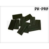 25mm x 50mm Bases Typ 1 (Magnet-Slot  + optional...