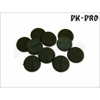 32mm rund Bases (Magnet-Slot  + optionaler...