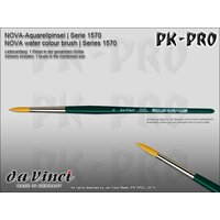 DaVinci-NOVA-Water-Colour-Brush-Series-1570-10/0