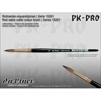 DaVinci-Harbin-Red-Sable-Water-Colour-Brush-Series-1526Y-2/0