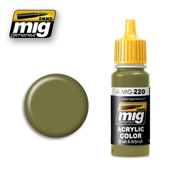 A.MIG-220-FS-34151-Zinc-Chromate-Green-(Interior-Green)-(17mL)