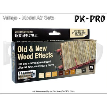 Model-Air-Set-Old-&-New-Wood-Effects-(8x17ml)
