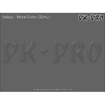 Vallejo-Metal-Color-703-Dark-Aluminium-(32mL)