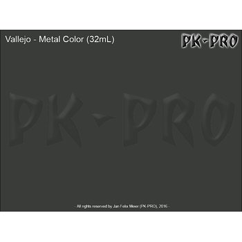 Vallejo-Metal-Color-712-Steel-(32mL)